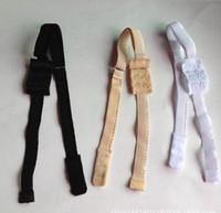 Wholesale Sexy Bras Buckles - Sexy Women Intimates Accessories Seamless Underwear Bra Straps Hanging Back Cross Gather Buckle Bra Extenders Single Buckle