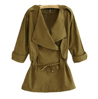 Wholesale Thin Cardigan Jackets For Women - Wholesale- Spring Summer Style 2015 New Kimono Jacket Ladies Coat for Women Cardigan Abrigos Y Chaquetas Thin Plus Size Coat YB612