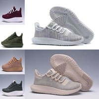 2017 Nouveau Colo Tubular Shadow 3D Breathe Classical Men Women Sneakers Chaussures Cheap Respirant Casual Walking Designer Baskets Chaussures 5-10