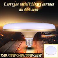 Wholesale E27 18w Globe - High Power E27 LED Lamp Bulb Light Spotlight LED Light Bulb Led E27 Global Light 15W 18W 50W Cold white for Home Lighting