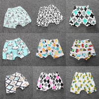 Wholesale Cheapest Pants For Girls - Baby Summer Clothes Cotton Infant Short Pants Baby Girls Knickers Boy Breeches Children Harem Pant Hot Shorts For Kids Panties Cheapest