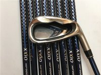 Wholesale Golf Graphite Iron - Brand New XXIO MP900 Irons XXIO MP900 Golf Iron Set Golf Clubs 4-9PAS R S-Flex Graphite Shaft Shaft DHL Free Shipping