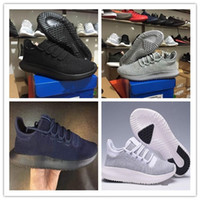 Wholesale Body Shadow - 2017 Original Tubular Shadow Knit Running Shoes for men and women Tubular Shadow 3D 350 Sneaker sports Shoes boost Boosts
