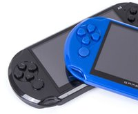 """Wholesale Mp3 Mp4 Classic - X9 5.0"""" Large Screen 8GB Portable Handheld Game Consoles Built-in 300 Classic NES Games MP3 MP4 Movie Camera Child Game Console"""