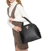 Wholesale Classic Lady Black Bag - Clearance On Sale Shell Handbags Brand Tote New Classic Ladies Vintage Casual large Bag designer shoulder bag CT20380D