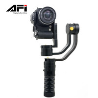 Wholesale gimbal for dslr resale online - 2017 AFI Handheld Stabilizer Axis Brushless Gimbal for DSLR Camera Support Weight kg As Beholder DS1