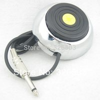 Wholesale Foot Pedal Power Switch - Wholesale-One Heavy Duty Tattoo Foot Pedal Switch For Machine Gun Power Supply TFS05