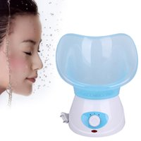 Wholesale Spa Facial Steamers - Facial Sauna Spa Sprayer Skin Renewal Sprayer Face Mist Steamer Pores Cleanser Steaming Women Beauty Skin Care Tool