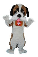 Wholesale Doctor Mascot Costumes - The role of doctor dog mascot plays the costume dog costume