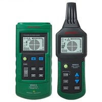 Wholesale Tracker Ms6818 - MasTech MS6818 Advanced Wire Tracker Cable Tester Metal Pipe Locator Detector