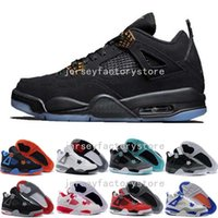 Wholesale Canvas Stretching Price - (With Box) Classic Basketball Shoes air Retro 4 Sports Sneakers Best price Men Retros Shoes Man Zapatillas Authentic Original Real Replicas