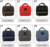 Wholesale Anello fashion lady bag Boston bag Ladies Handbag Shoulder Bag Satchel Handbag