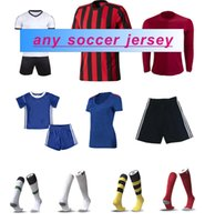 Wholesale Product Men - all soccer product, mans womans kids thai soccer jerseys, pants,socks,polo,shorts,jacket and sweater,tracksuit,long sleeve,short sleeve