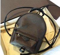 Wholesale Rivet Purses - 2017 PU fashionback women pack shoulder bag handbag presbyopic mini backpack messenger bag mobile phonen purse M40019
