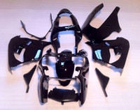 Wholesale Custom Fairings For Motorcycles - New motorcycle ABS Fairing kit fit for Kawasaki Ninja ZX9R 2000 2001 ZX-9R 00 01 ZX 9R zx9 fairings kits set free custom paint all black