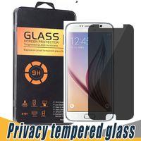 Wholesale Screen Guard Ace - Privacy Screen Guard Cover Arc Edge Screen Protector Film Anti-Spy For Samsung ON5 J1 Ace Xiaomi Redmi 4P Note 4 4x