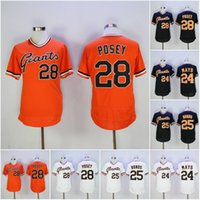 79357129 Vintage Men's San Francisco Jersey 24 Willie Mays 25 Barry Bonds 28 Buster  Posey Baseball Jerseys White Black Orange Stitched Fast delivery ...