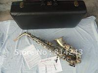 Wholesale Selmer 54 - Selmer Drop E Saxophone Alto Reference 54 Sax Dazzle Beautiful Bronze Archaize Alto Saxophone Professional Musical Instrument