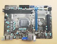 Wholesale Msi Desktop Motherboards - MSI B75MA-E33 B75 Motherboard LGA1155 Socket1155 W  IO Shield mATX PCIE3.0 X16 USB3.0