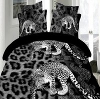 Wholesale Bedding Country Style - Home Textiles New 3D bedding sets Home Textiles 4Pcs bedclothes sets King size reactive print duvet cover  bed sheet  pillowcaseTY2066
