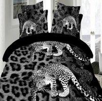 Wholesale King Size Yellow Comforter Set - Home Textiles New 3D bedding sets Home Textiles 4Pcs bedclothes sets King size reactive print duvet cover  bed sheet  pillowcaseTY2066