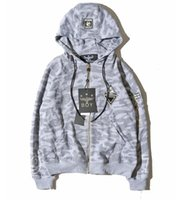 Wholesale Cardigan Match - The latest lon don boy Eagle tide brand LOGO leisure fashion all-match Hoodie Hooded Zip Up Jacket