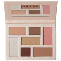 Wholesale lorac pro palette eye shadow for sale - Group buy 2017 Lorac Pink Champagne Holiday Mega PRO Palette Eye Shadow Color Makeup pro