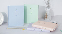 Wholesale Korean Stationery Paper - 365 Days Personal Diary Planner Hardcover Notebook Diary 2017 Office Weekly Schedule Agenda Cute Korean Stationery Libretasy Cuadernos
