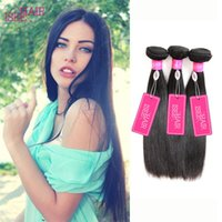 paquet premium achat en gros de-8A Peruvian Virgin Hair Straight Premium Péruvien Hair Bundles Straight 4 Bundles Peruvian Human Hair Extensions Pieces Tissage Bresilienne
