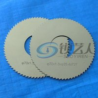 Wholesale Key Cutter Machine Blade - 2017 new good Raise Tungsten carbide thin blades 0020C milling cutter For WenXing Key Cutting Machine 100D,100E,100E1,100F,100F1 locksmith