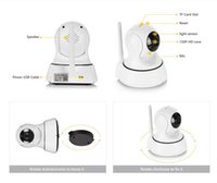 Wholesale Ip Wireless Waterproof - 17 SANNCE Home Security Wireless Mini IP Camera Surveillance Camera Wifi 720P Night Vision CCTV Camera Baby Monitor