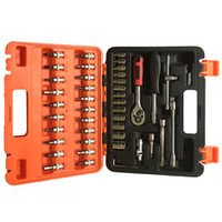 Drills painting decorating materials - Ratchet screwdriver multifunctional set alloy steel material maintenance toolbox for home auto repair medium type pieces