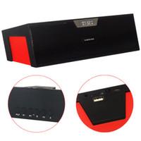 Wholesale Radio Receiver Card - Soundbar FM Radio Bleutooth USB Blutooth Mini Wireless Subwoofer Portable Bluetooth Speaker Music Audio Receiver Phone