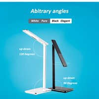 led luminaire design with best reviews - 2017 new design office desk lamp   portable luminaire table lamp aluminum+abs led desk lamp