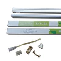 ampoules fluorescentes achat en gros de-4ft led tubes t5 lumière led tube fluorescent t5 led tubes lumière 3ft 2ft 1ft intégration T5 ampoule blanc 4000K 5000K