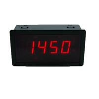 "Wholesale 24v Digital Panel Meter - Wholesale-1pcs LED Display Tachometer DC8-24V 30-9999RMP 0.56"" Digital Couter Motor Digital Speed Measure Meter Panel Table"