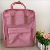 Wholesale plain material - sweden backpack Youth student school bag sport waterproof material outdoor travelling bagpacks bag 3size