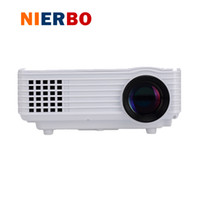 Wholesale Cheap Led Tvs - Wholesale-Promotion! Cheap HD Movie Projector LED LCD Support 1080P Video Projetors for Beamer 800x480 Resolution with HDMI USB TV Gifts