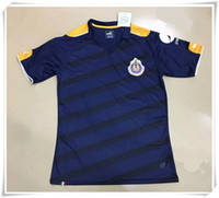 2017-18 Guadalala 2nd away Jersey Sport Shirt Football Rugby Envío gratis WholeSale Nuevo