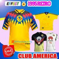 eb96ce07a Soccer club america blue jersey - Retro Best Quality Mexico Club America  Soccer Jersey Club america
