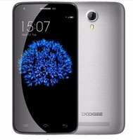 Wholesale Phone Clearance - Clearance sale Doogee Y100 plus mobile phones 5.5Inch HD 2GB RAM+16GB ROM Android5.1 Dual SIM MTK6735 Quad Core GSM WCDMA LTE