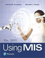 Wholesale Wholesale Used Electronics - New Using MIS (10th Edition) 10th Edition 978-0134606996