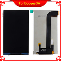 """Wholesale Quad Panels - 100% Original Touch screen + LCD display for Doogee X6 MTK6580 Quad Core 5.5"""" HD 1280x720 Free shipping"""