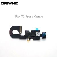 peças de luz de substituição venda por atacado-ORIWHIZ frente câmera com cabo flex substituição qualidade superior para iphone 7 7g 7 plus lcd peças de reposição sensor de proximidade luz