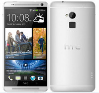 "Wholesale Android Phone Unlocked One - Refurbished Original HTC One Max Unlocked Cell Phone Quad Core 16GB 32GB 5.9"" Fingerprint 4G LTE"