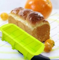 CE / EU oven bakery - loaf bread mould safety silicone bakery baking mold oven freezer chocolate cany sandwich toast kithcen cooking tool MYY