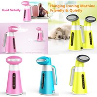 Wholesale Garment Steamers Ironing Machine - Home & Office Fashion New Laundry Appliances Handle Appliances Tools Garment Steamers Hanging Ironing Machine