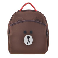 Wholesale Teddy Bear Girl Boy - Cartoon Little Bear Students' Backpack, Waterproof Children Casual Bag,Cute Teddy Satchel Halloween Schoolbag,Kid' Christmas Gift,Collecting