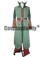 The Hobbit 2/3 Elf Tauriel Pleather Outfit Hoodies Pantaloni Costumi Cosplay