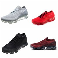 Wholesale Real Hard - New Rainbow VaporMax 2018 BE TRUE Men Woman Shock Running Shoes For Real Quality Fashion Mens Casual Vapor Maxes Sports Sneakers